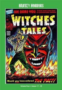 Harvey Horrors Softies - Witches Tales (Vol 4)
